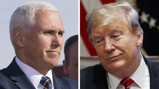 Mike Pence on border security compromise: I know the president will make a decision before the deadline thumbnail