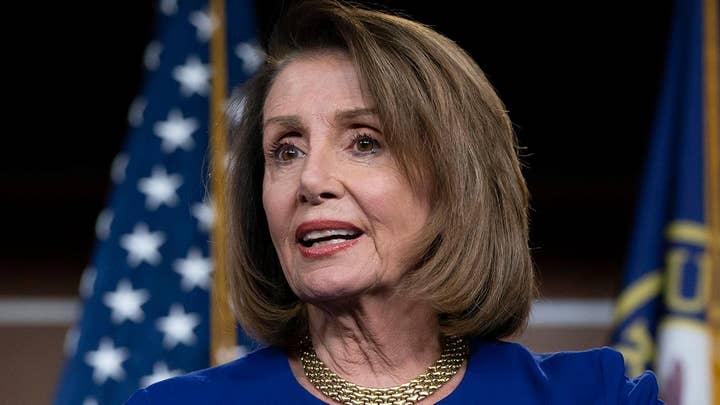 Speaker Pelosi says Trump is attempting an 'end run' around Congress