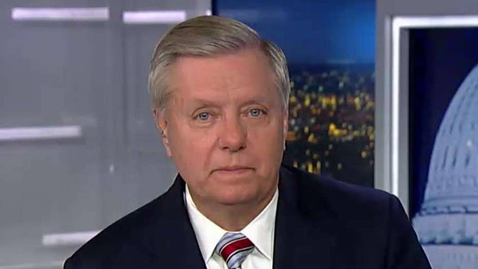 Graham: We need to take border deal as a down payment and build this damn wall
