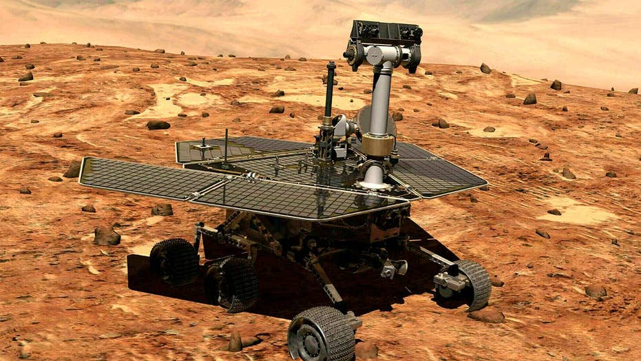 Legacy of NASA's Mars Opportunity rover