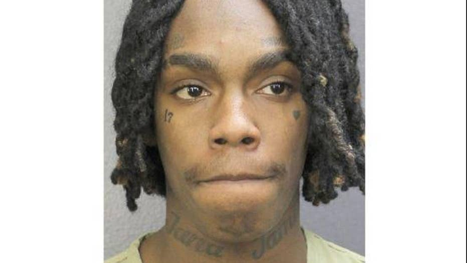 Police: Florida rapper YNW Melly shot and killed two rising artists in October and attempted to cover up the slayings