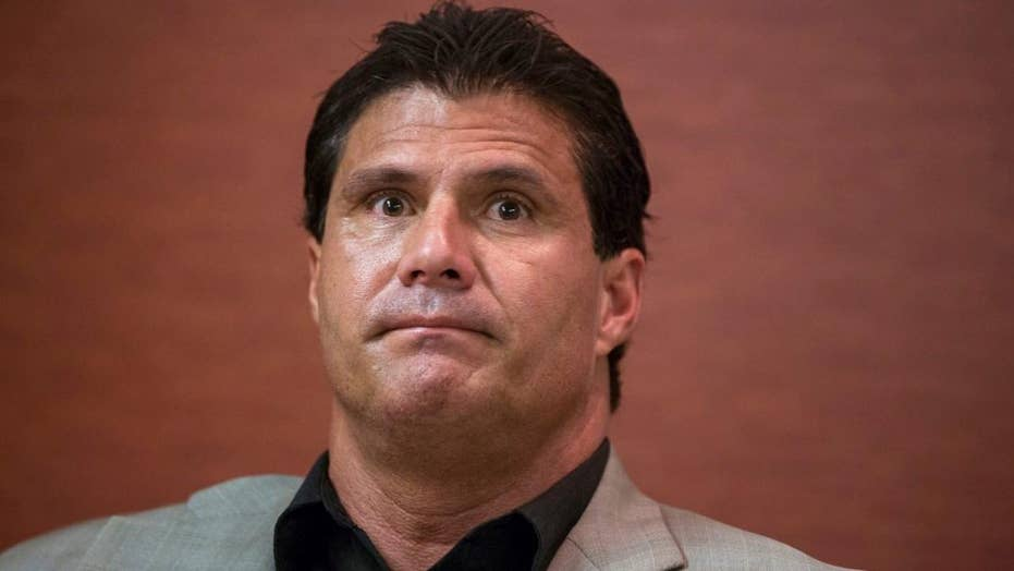Jose Canseco says he is searching for Bigfoot and UFOs