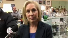Gillibrand on call to tear down border wall: 'If it makes sense, I could support it'