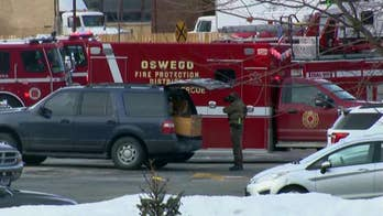 Victims of shooting in Aurora, Illinois have been airlifted to local hospital