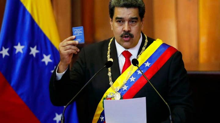 US military aircraft to deliver 200 tons of aid to Venezuela