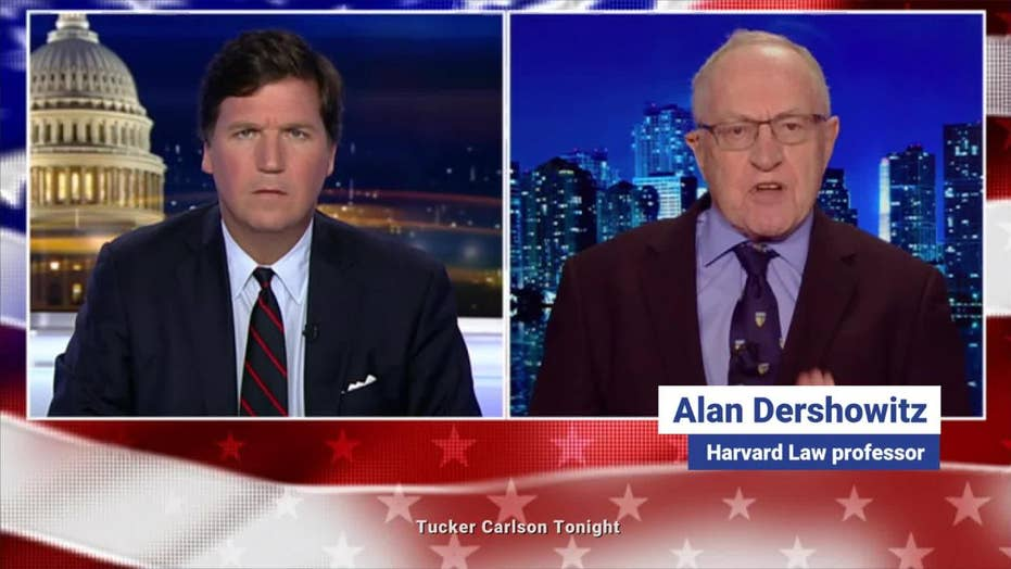 Alan Dershowitz: Ousting Trump via 25th Amendment is an attempted coup