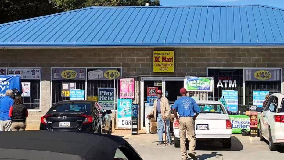 Time running out to claim $1.5 billion lottery jackpot in South Carolina