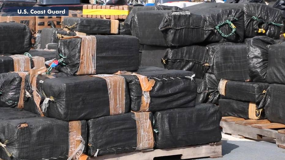 Coast Guard sees uptick in cocaine activity