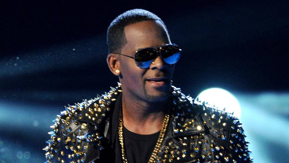 New tape could mean more legal trouble for R. Kelly