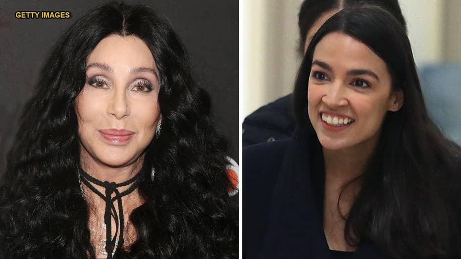Cher blasts the Alexandria Ocasio-Cortez supported Amazon, New York split