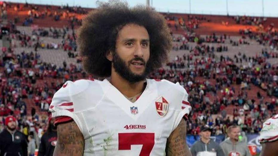 Colin Kaepernick resolves collusion grievance with the NFL