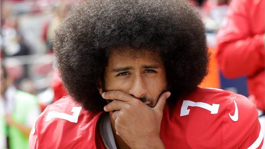 Colin Kaepernick's protest with NFL resolved, lawyers say