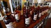 How are Chinese tariffs impacting the whiskey industry?