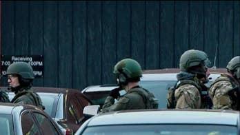 Five killed in Aurora, Illinois shooting