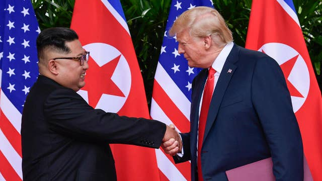 Eric Shawn: North Korea's nuclear threat. . . while pressing human rights