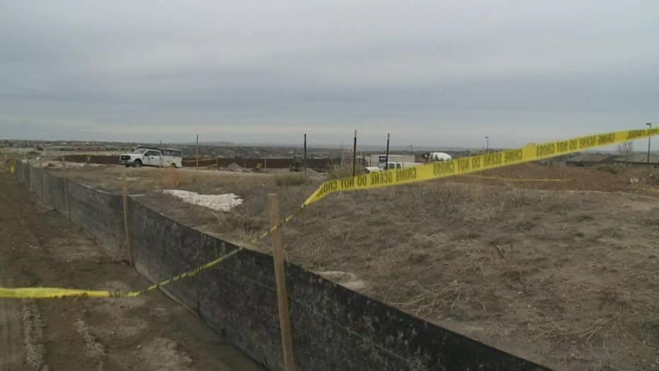 Human bones found at Colorado construction site