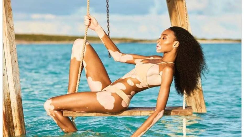 Winnie Harlow gushes over Sports Illustrated Swimsuit gig
