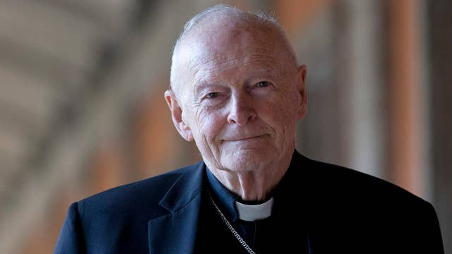 Theodore McCarrick is the first US cardinal to be defrocked