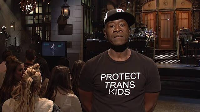 Don Cheadle advocates for trans youth