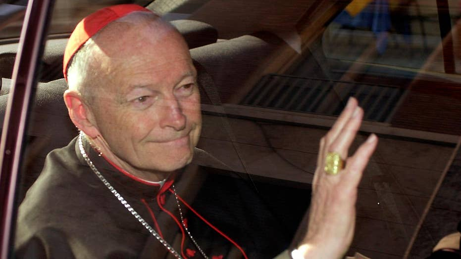 Cardinal Theodore McCarrick has been expelled from priesthood by Pope Francis