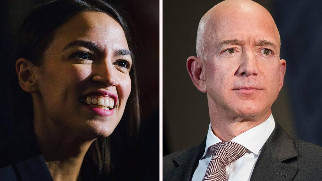 MARC THIESSEN: Ocasio-Cortez flunks Economics 101 in embarrassing fashion