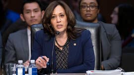 Kamala Harris swipes at Bernie Sanders: 'I am not a democratic socialist'