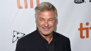 Alec Baldwin calls for action on climate change at UN event