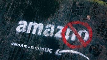 Liz Peek: Alexandria Ocasio-Cortez's Amazon takedown shows progressive programs can do real harm