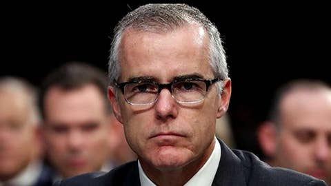 McCabe: DOJ discussed using the 25th amendment to remove Trump from office