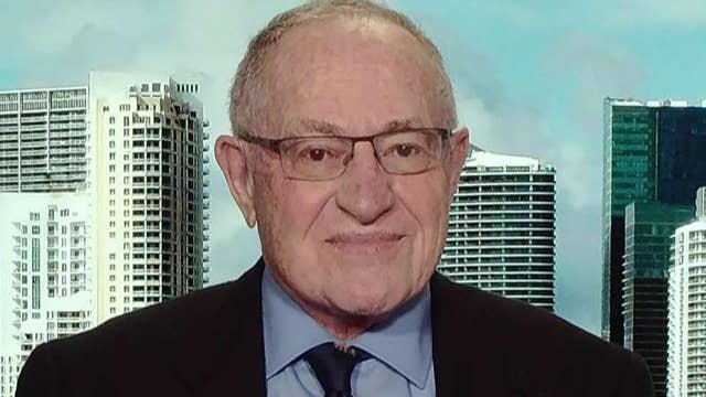 Alan Dershowitz: Congress' failure to authorize funds for the president is not an emergency thumbnail