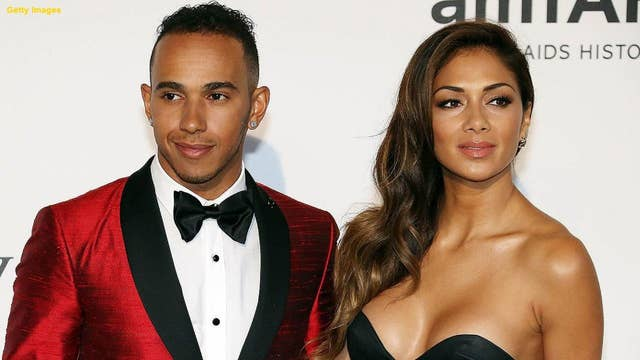 An intimate video of Nicole Scherzinger and Lewis Hamilton in bed leaks online