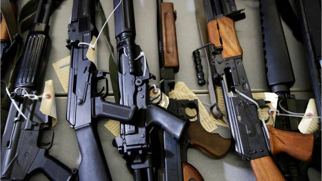 California's gun seizure program hits hurdles