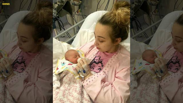 Teen didn't know she was pregnant until after she gave birth while in a coma