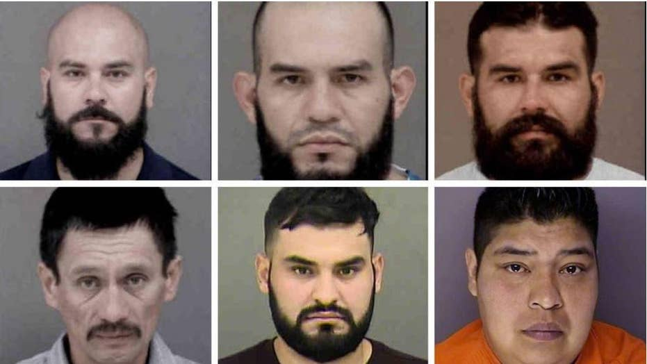 6 illegal immigrants linked to Mexican cartel arrested in NC for