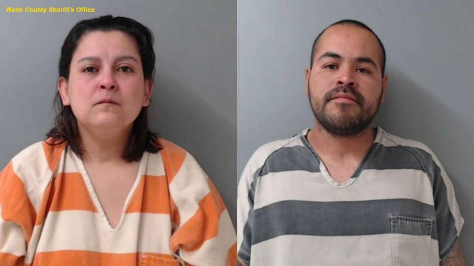 Texas parents allegedly kill 3-year-old daughter and stash her body in an acid-filled container