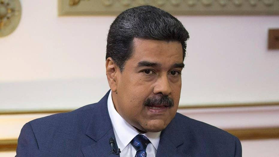 Trump administration dares Maduro regime to prevent US aid from entering Venezuela