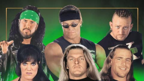 D-Generation X to be inducted into the WWE Hall of Fame