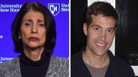 Mother of murdered journalist James Foley on ISIS bride seeking to return to US