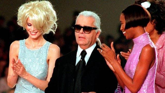 PETA defends statement on Karl Lagerfeld's death