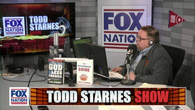Todd Starnes and Dr. Rick Brewer