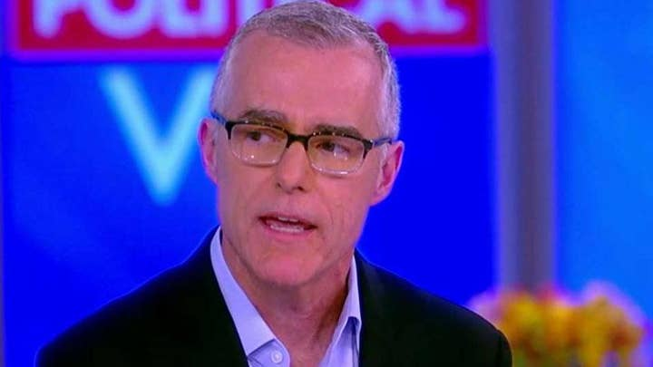 Andrew McCabe's claims on Trump probe questioned