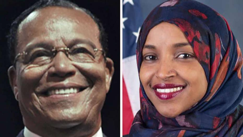 Farrakhan to Omar: Don't apologize for Israel comments
