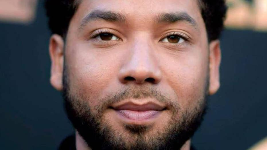 Celebrity Jussie Smollett supporters grapple with support amid hoax reports