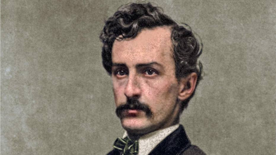 Maryland town may build Civil War memorial featuring large portrait of John Wilkes Booth