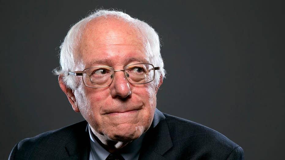 Bernie Sanders enters 2020 presidential race with swipe at former Starbucks CEO Howard Schultz