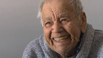107-year-old man reveals secrets to his incredible longevity