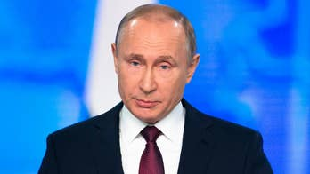 Tensions rise between the US and Russia as Putin announces a new nuclear weapon