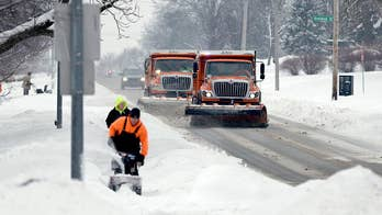 Winter storm expected to affect 200 million people across 39 states