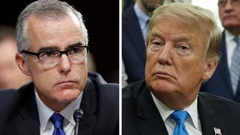 FBI clashed with DOJ over potential 'bias' of source for surveillance warrant: McCabe-Page texts