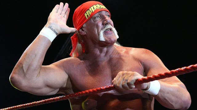 Hulk Hogan, Jamie Foxx coming for WWE tag-team titles